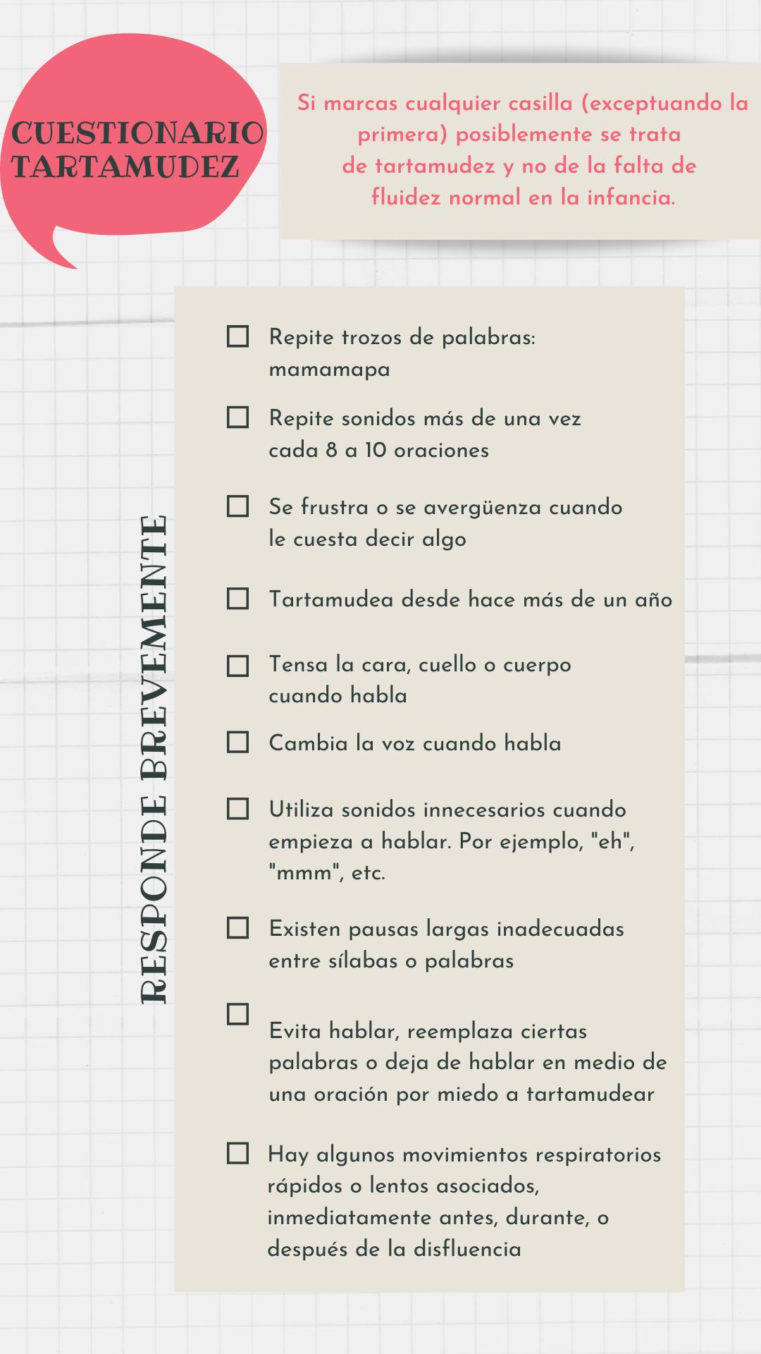 Cuestionario-Tartamudez